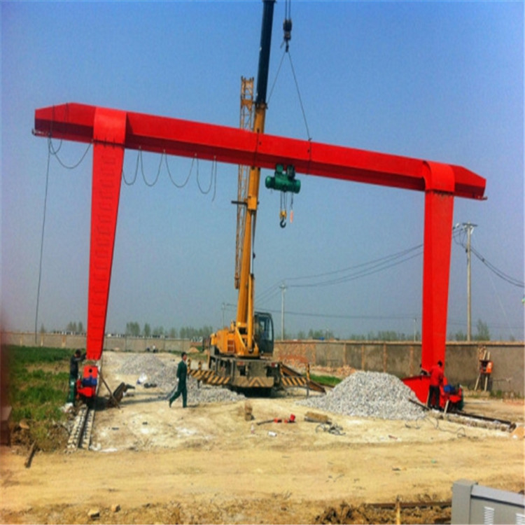 浙江湖州安装维修龙门起重机-服务至上