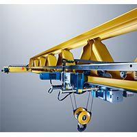 西安高陵欧式起重机|西安龙门吊专业保养找王经理