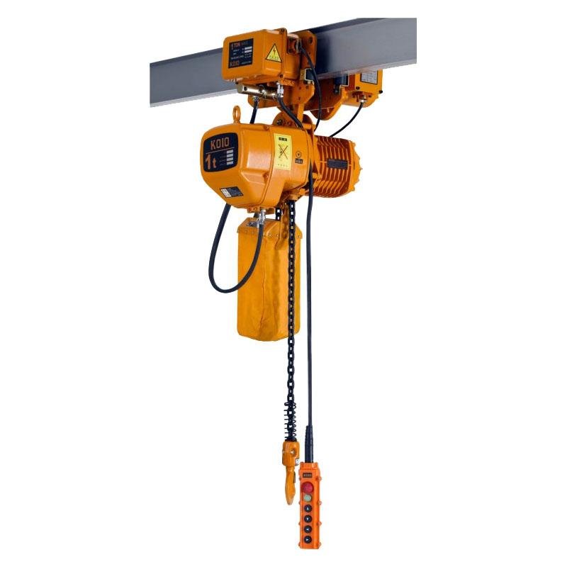 蘇州起重機供應KOIO環鏈電動葫蘆