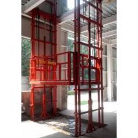 嘉兴导轨式升降货梯安装设计