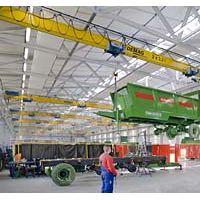 长沙供应销售EKDE 悬挂起重机采用箱型梁