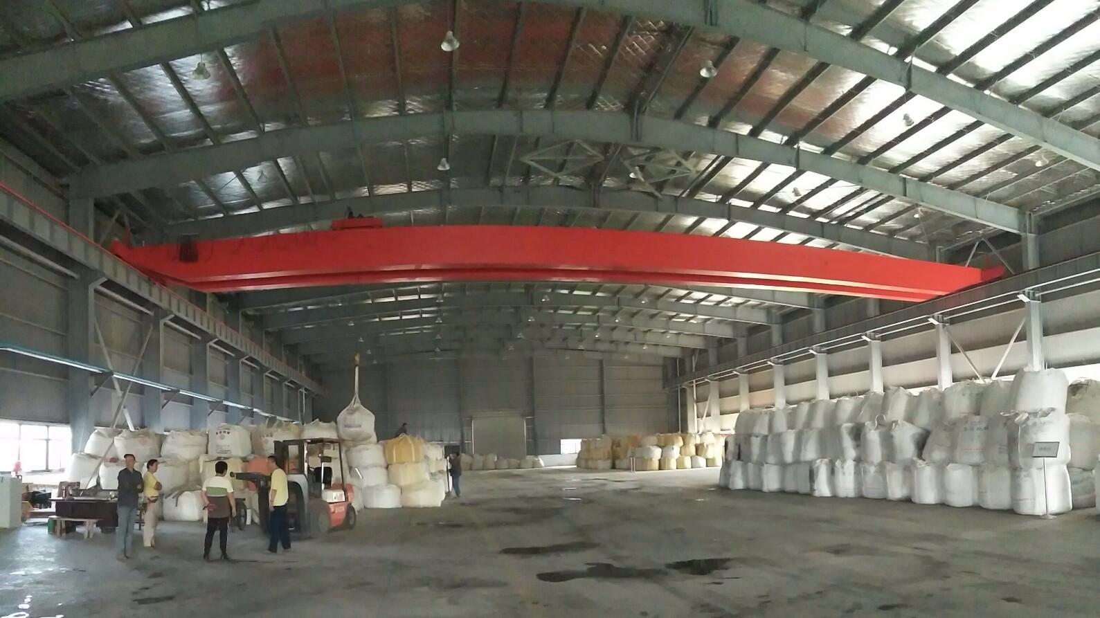 蚌埠高新区双梁桥式起重机销售热线:13855229662