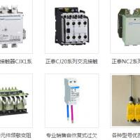 我們專注各種電器元件正泰電器