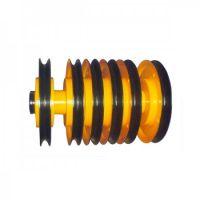 石家庄起重机|起重机轧制滑轮组优质产品