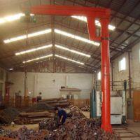 电动悬臂起重机360度旋转电动柱吊旋臂吊质优价廉