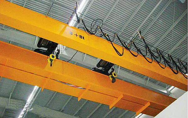 欧式起重机8+8吨欧式起重机双葫芦双小车起重机