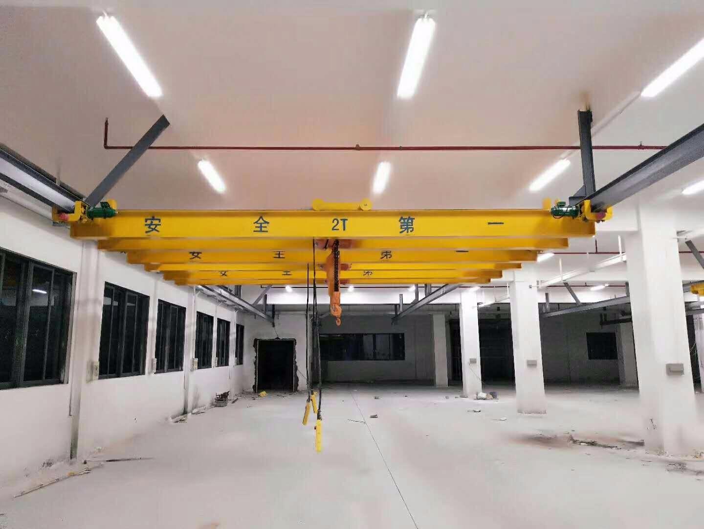 常州新北区起重设备买电动悬挂单梁联系丁经理