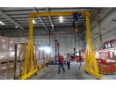 宁波起重机-小型龙门吊实施方案13777154980