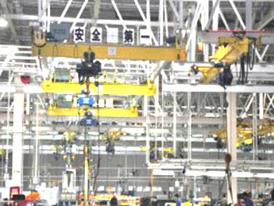 常熟单梁桥式起重机生产