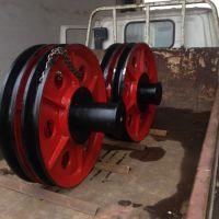 抓斗用滑轮组厂家专业生产