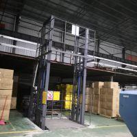 成都液压电梯厂家,成都固定式液压升降机
