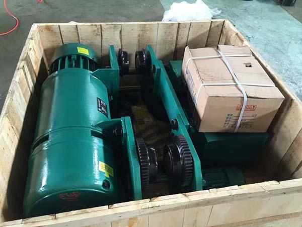 低净空电动葫芦葫芦专用变速—耀中电动葫芦专业生产供应