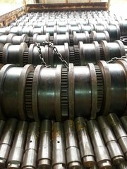 湛江起重机行车连体轮大量批发18319537898