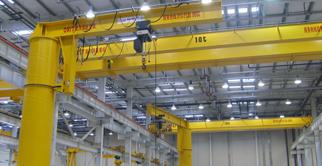 西安专业生产立柱式悬臂吊