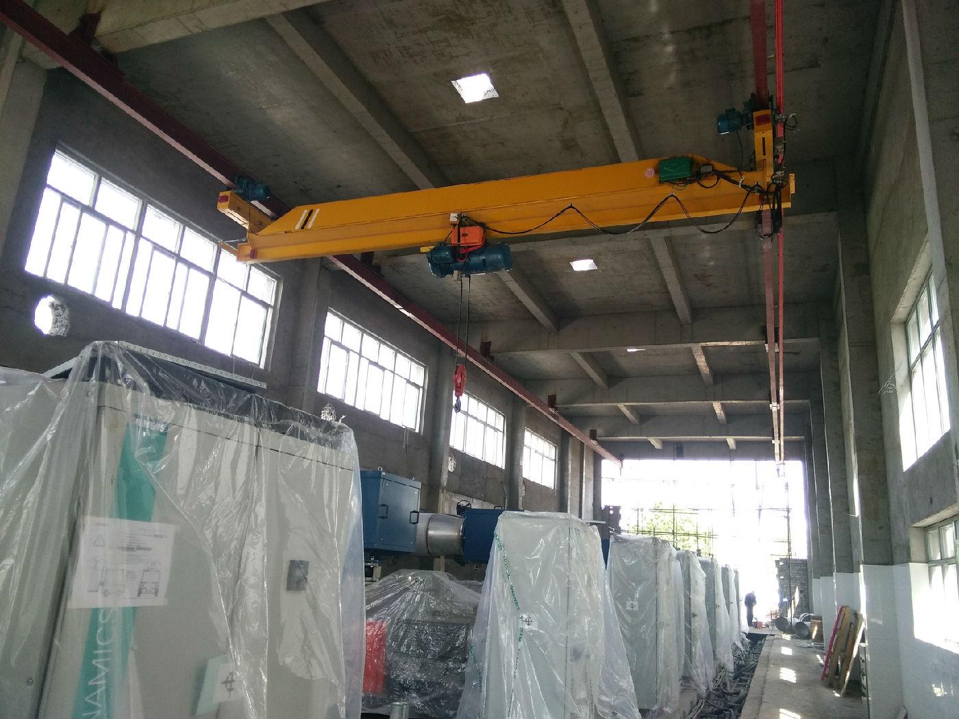 深圳LX型悬挂起重机