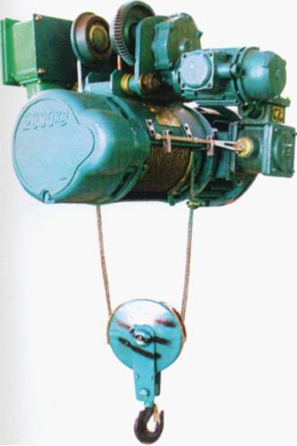 杭州专业生产6m-9m单速防爆电动葫芦