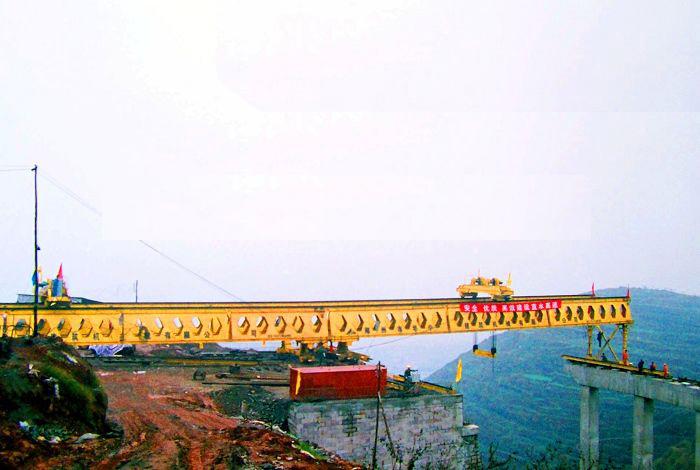 杭州BQ-JQJH型架桥机安装维修
