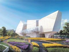 成都自然博物馆立项获批 相当于8个足球场面积!