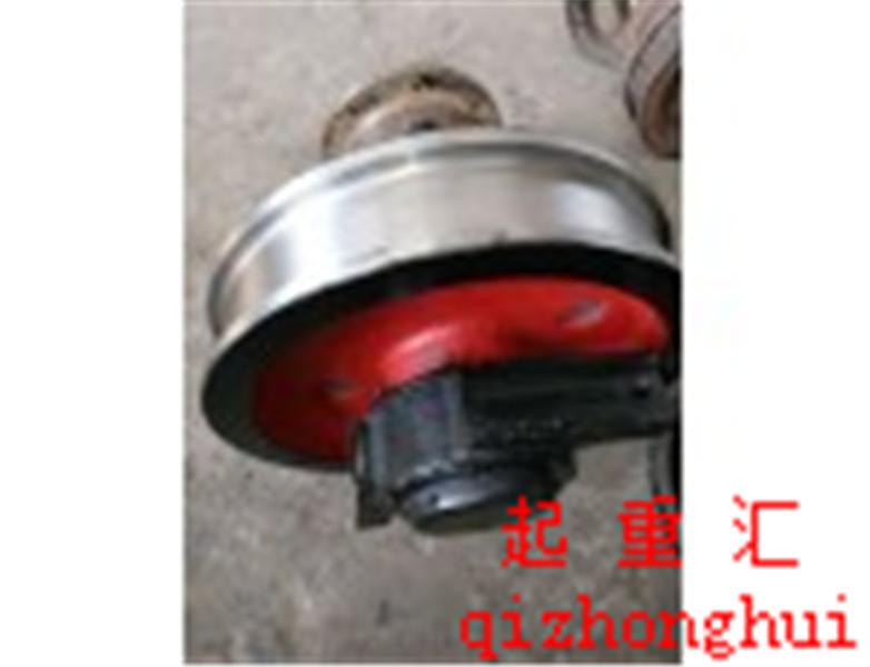 贵州贵阳优质双梁起重车轮组批发销售