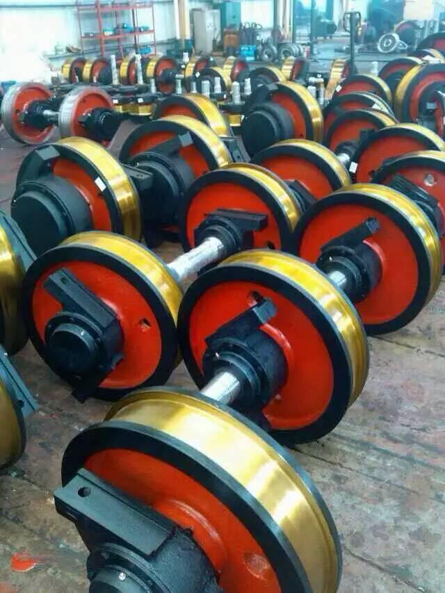 云南昆明起重机配件-车轮组大理销售维修服务