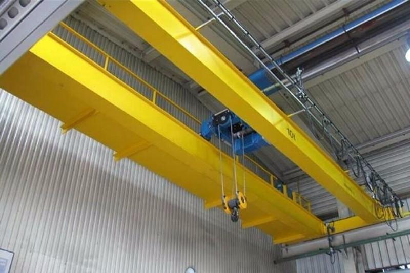 扬州手动葫芦双梁起重机设计生产