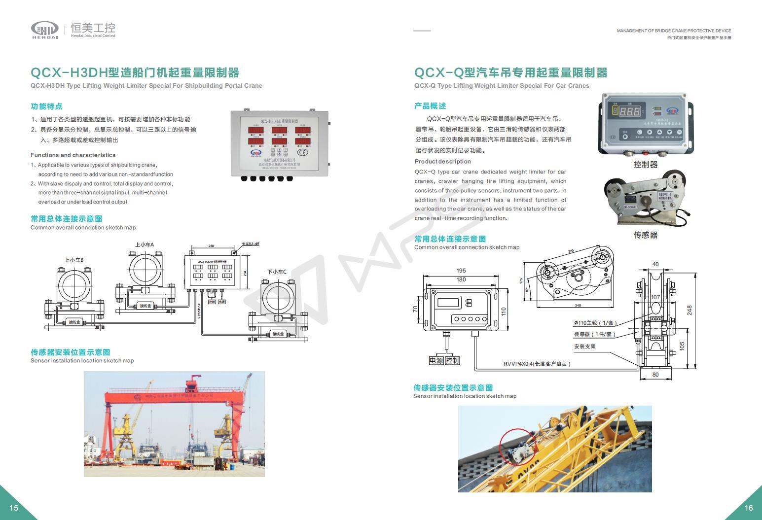 桥门式起重机安全监控管理系统