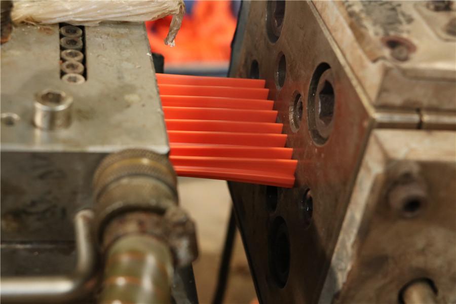 台鑫滑线、台鑫无接缝滑线、台鑫无接缝滑线生产流程工艺