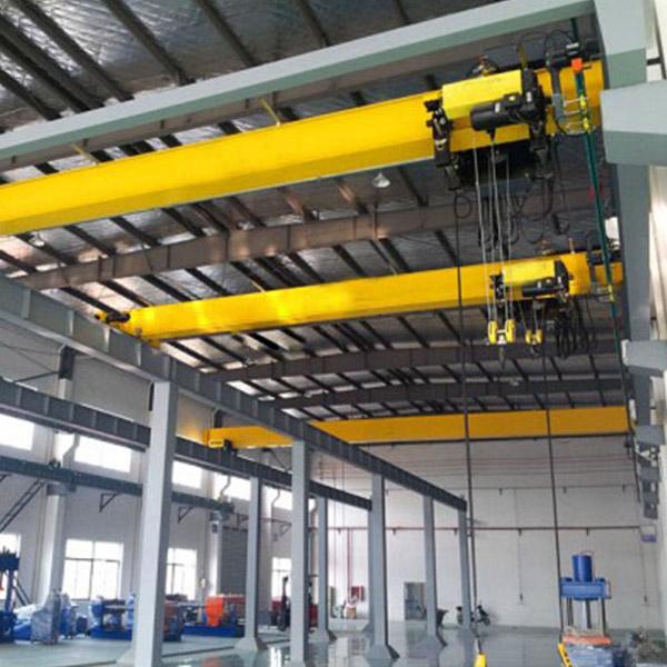 东莞台鑫专业生产LD型电动单梁桥式起重机