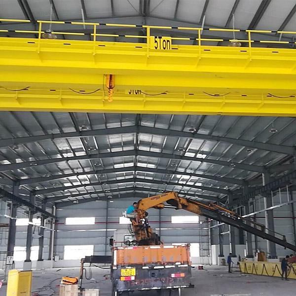 LH型电动双梁门式起重机优秀供应商—东莞台鑫起重