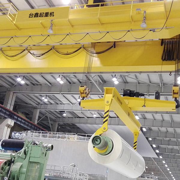 专业生产MG型双梁式起重机—东莞台鑫起重