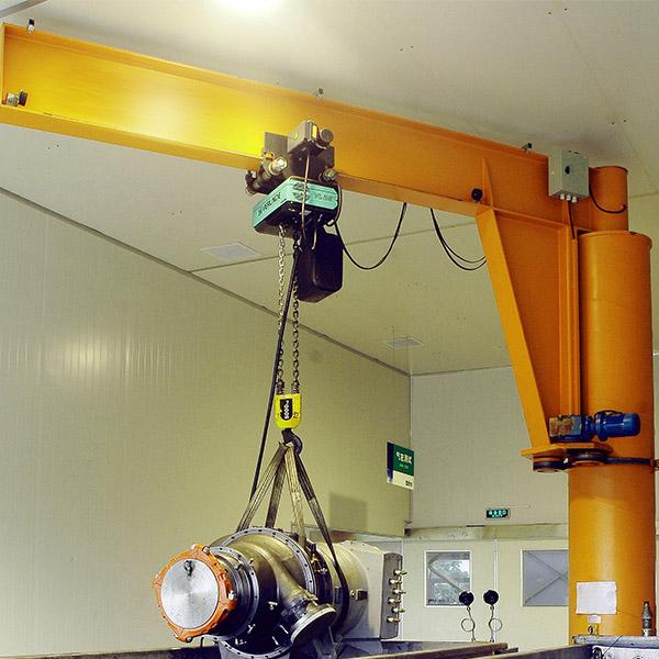 专业定住式悬臂起重机、东莞台鑫专业生产定住式悬臂起重机
