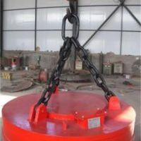 厂家直销全新高频强磁吸盘起重电磁铁直径0.7-2.1米