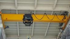 扬州欧式单梁起重机安装调试
