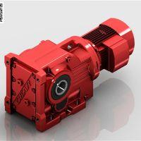 铜川空心轴减速机|K157减速机|迈传螺旋锥齿轮减速机生产厂