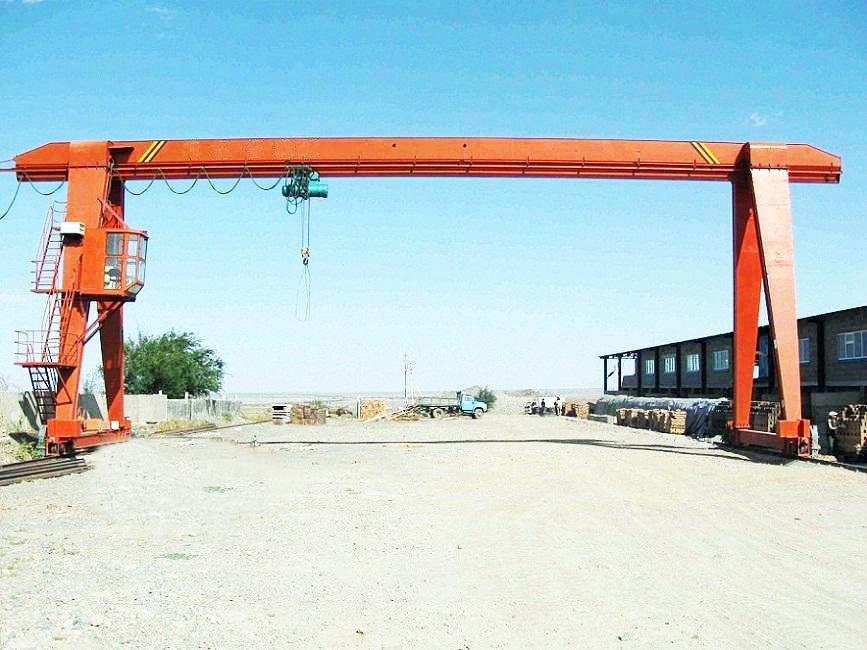 青岛起重、起重机械、起重机、电动葫芦门式起重机