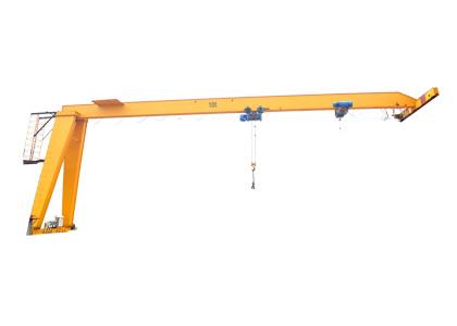 青岛起重、起重机械、起重机、电动葫芦半门式起重机