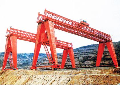 青岛起重、起重机械、起重机、工程用门式起重机