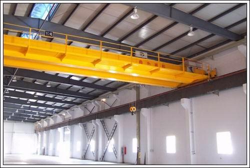 扬州桥式起重机安装调试