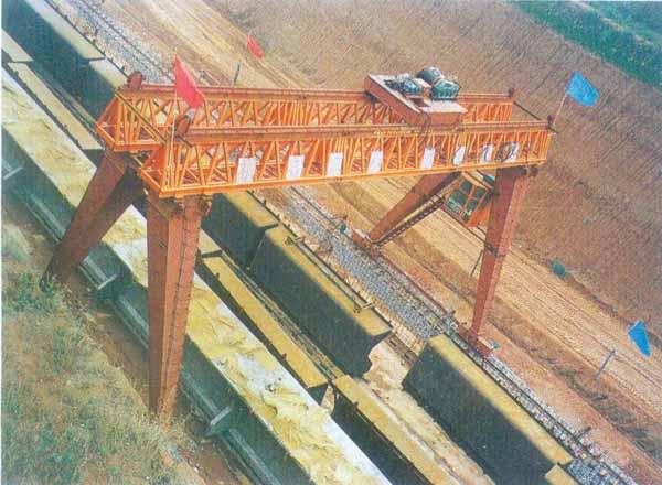 云南昆明起重机-MGH型双梁桁架门式起重机完善质量体系