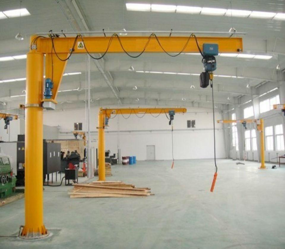 河南省桔子起重机械有限公司生产的悬臂吊发货速度快质量特别好