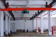 扬州悬挂式起重机设计生产