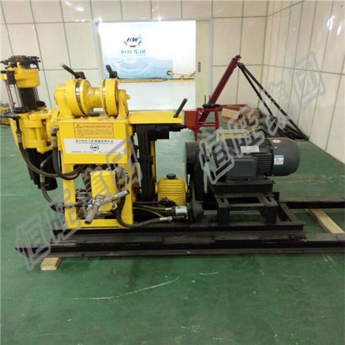 厂家HW-190液压钻机  水井机器 打井机器 厂家火爆销售