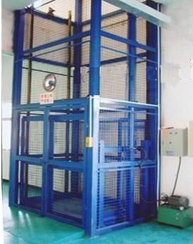 买导轨货梯就选河南省桔子起重只生产好品质
