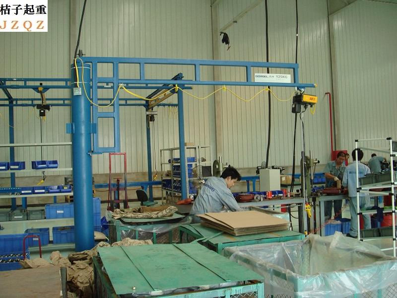 河南省桔子起重生产的悬臂吊质量一流