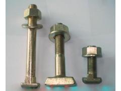 重庆合川厂家生产旋起重机配件T型螺栓