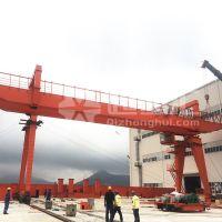 上海起重机-双梁吊钩门式起重机低价出售