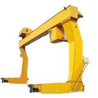 重庆城口县销售5吨单梁吊钩门式起重机