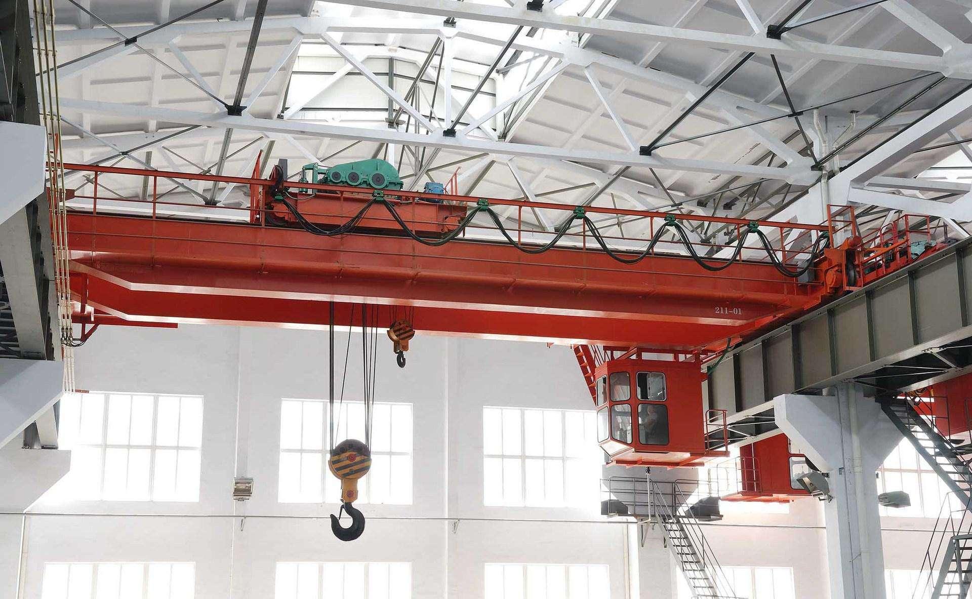 湖州起重机-双梁桥式起重机信赖值得MURFLOR图片