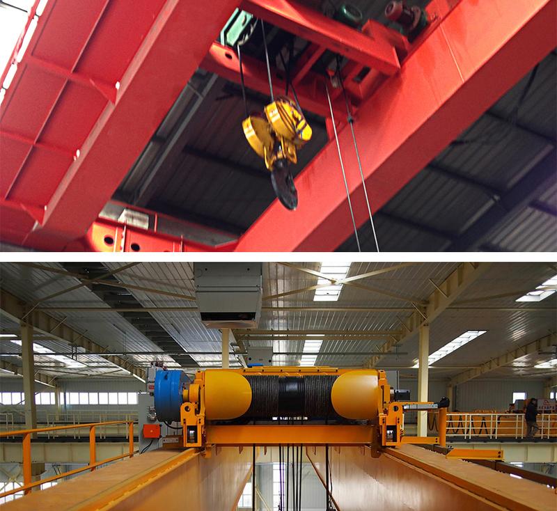 上海二手起重机-防爆电动葫芦桥式起重机低价处理