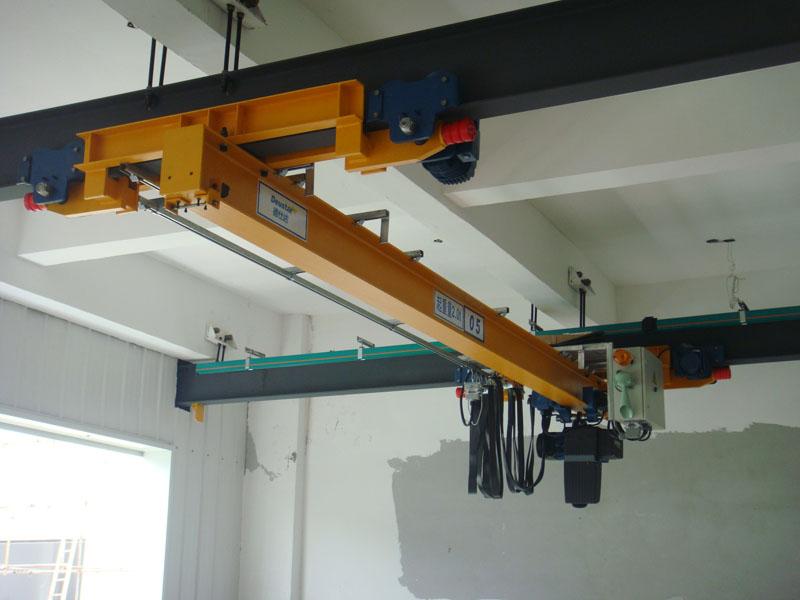 黄石专业生产电动单梁起重机质量保证